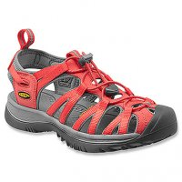 KEEN Whisper W hot coral vel 5,5