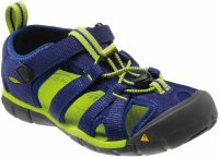 Keen Seacamp II CNX Blue Depths/Lime green