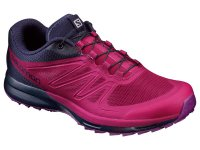 SALOMON SENSE PRO 2 W Sangria/Evening Blue/GRJ VEL 6,5