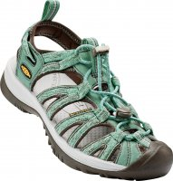 Keen Whisper Women Malachite/silver birch
