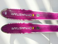 Dynastar Cham Woman 87 freeride + look Fluid 166cm 2015