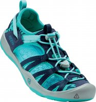 Keen MOXIE SANDAL JR Dress blues/Viridian uk 3