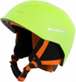 Blizzard Signal Junior ski helmet Yellow 51-54cm 2018/19
