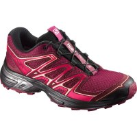 Salomon WINGS FLYTE 2 W Beet red/Cabernet/Black
